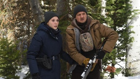 Wind River Escena