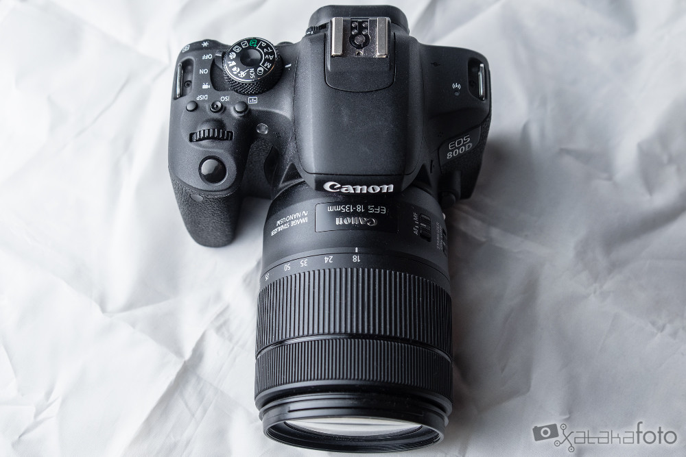 Canon Eos 800d Iso100 F 3 5 1 4000 S