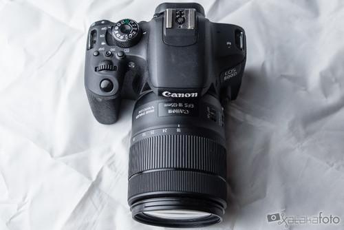 Canon EOS 800D, análisis: una cámara perfecta para empezar
