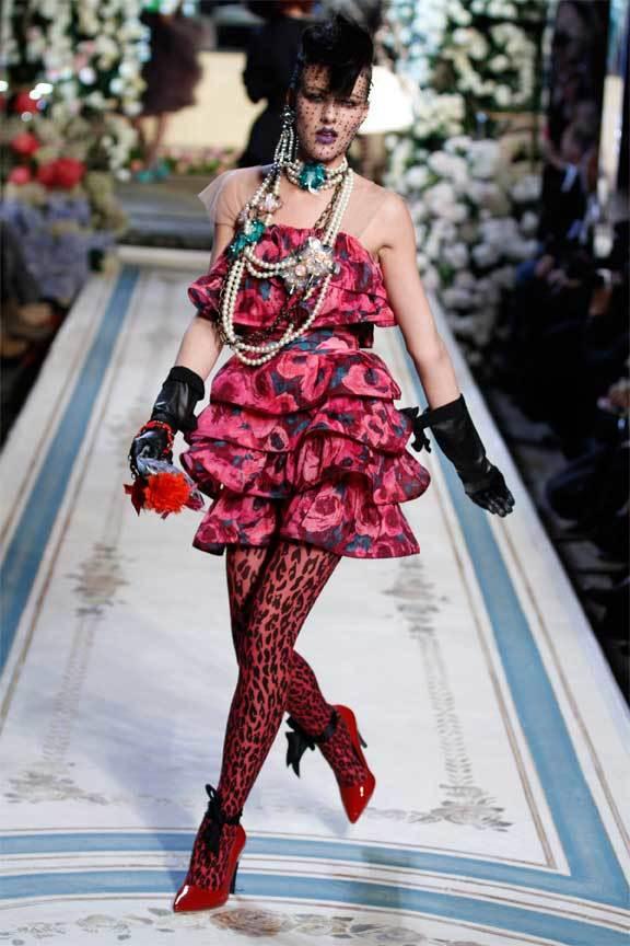 Foto de Lanvin y H&M, colección Alta Costura en un desfile perfecto: los mejores vestidos de fiesta (9/31)