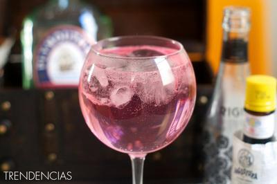 Pink Gin, el cóctel perfecto para San Valentín