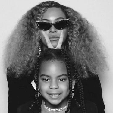 """""""De tal palo tal astilla"""" es mucho más que un refrán en el caso de Beyoncé y su hija Blue Ivy Carter"""