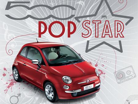 Fiat 500 Pop Star, desde 10.500 euros