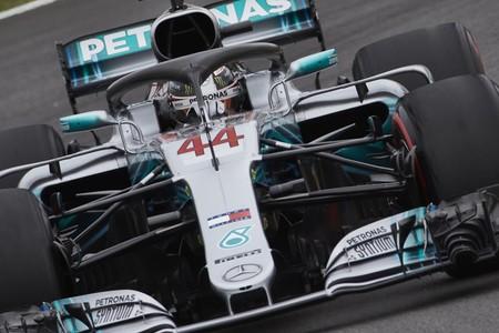 Doblete de Mercedes en un GP de España de F1 en el que Lewis Hamilton no tuvo rival