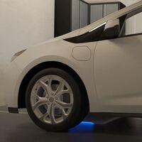 El coche eléctrico con carga inalámbrica será una realidad en 2022 y en Estados Unidos gracias al Genesis GV60