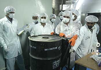 Irán abre sus instalaciones nucleares a los turistas
