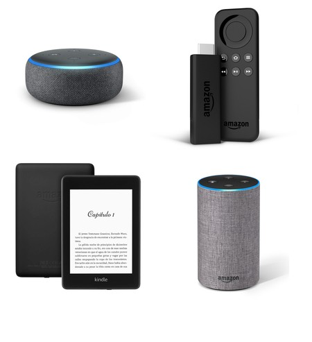 Amazon Fire TV a 29 euros y Echo Dot por 39 euros: ofertas en dispositivos Amazon hoy