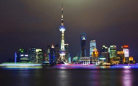 Las mejores vistas de Shanghai: Torre Perla de Oriente
