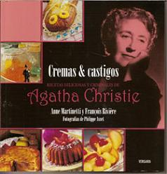 Cremas & Castigos, Recetas deliciosas y criminales de Agatha Christie