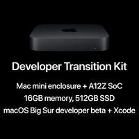 Así es el Developer Transition Kit: un Mac mini con procesador A12Z en su interior