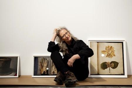Annie Leibovitz, un viaje personal para resurgir
