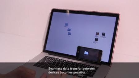 Tu smartphone pasa a ser una extensión de la pantalla de tu ordenador con el proyecto THAW