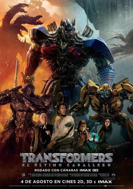 Espinof Peores Carteles 2017 Transformers The Last Knight