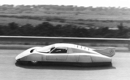 Mercedes-Benz C 111 (parte 3)