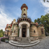 Visita al Capricho de Gaudí en Comillas