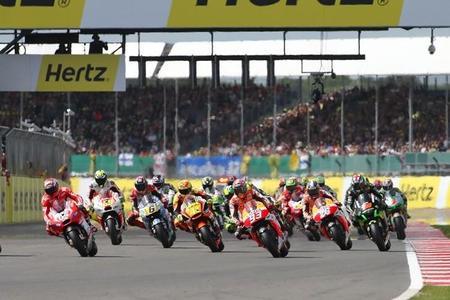 Calendario provisional de tests para la pretemporada 2015 de MotoGP
