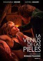 'La venus de las pieles', tráiler y cartel de lo último de Roman Polanski