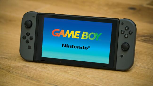 Nintendo Switch Console 4812