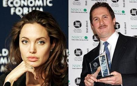 Angelina Jolie podría protagonizar 'Serena', dirigida por Darren Aronofsky