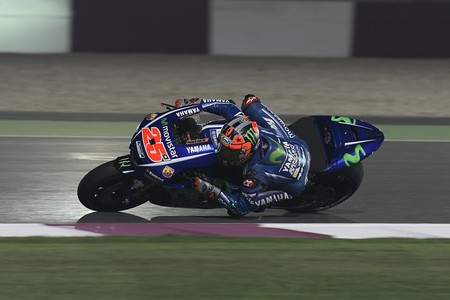 Maverick Vinales Test Motogp Catar 2017