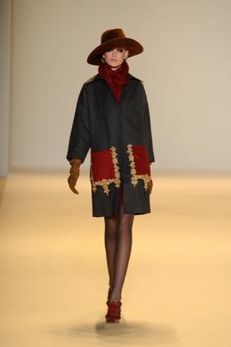 Carolina Herrera, Otoño-Invierno 2010/2011 en la Semana de la Moda de Nueva York IV