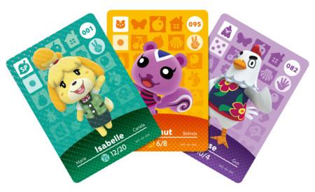 Amiibo Animalcrossinghappyhomedesigner Cards
