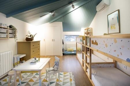 Ideas para decorar habitación infantil