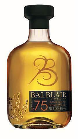 Balblair 1975 consigue el reconocimiento como 'Mejor whisky de malta del mundo'