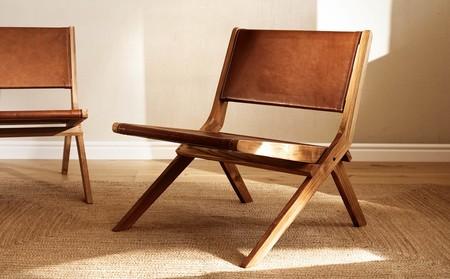 silla de teca