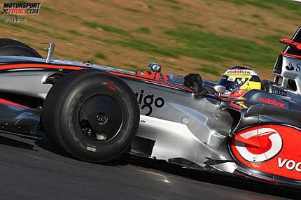 Ferrari y McLaren despiden el 2008 en Portimao