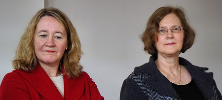 Carol Greider And Elizabeth Blackburn