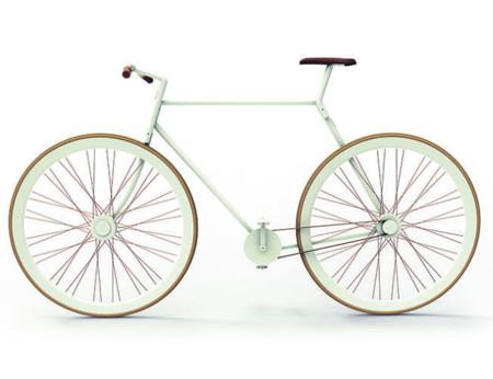 La bicicleta completamente desmontable y con mochila