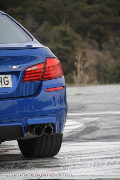 Foto de BMW M5 (Prueba) (116/136)