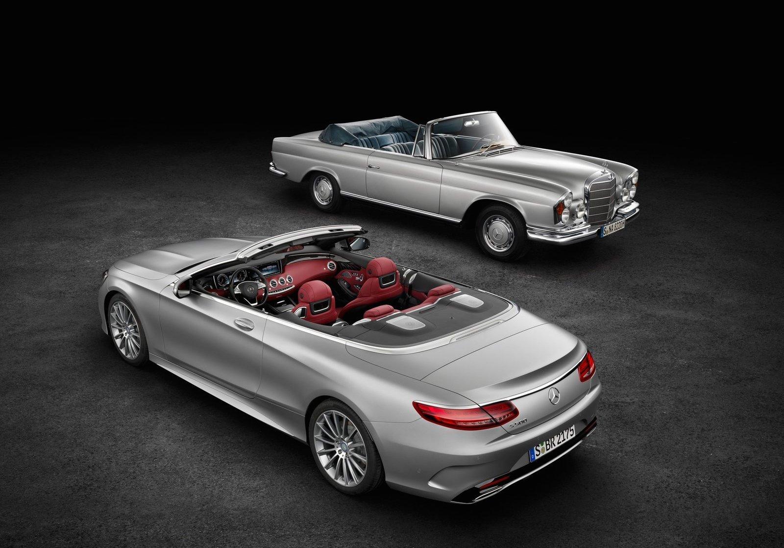 Foto de Mercedes-Benz Clase S Cabriolet (31/38)