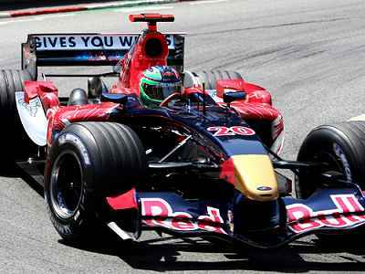 ¿Tan bueno es Vettel? ¿Tan malo es Liuzzi?