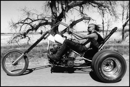 'En la carretera', nuevo libro con 100 fotografías de cinco grandes de Magnum