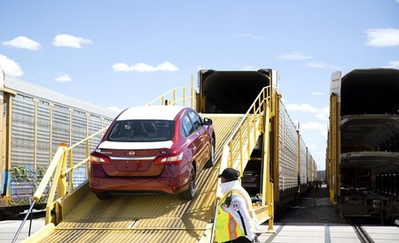 Nissan Sentra Exportacion
