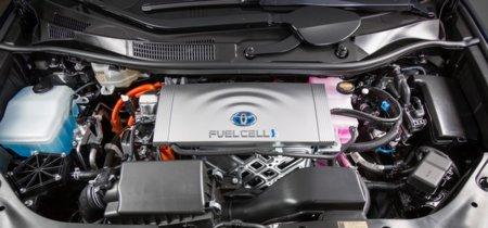 Toyota observa más de cerca al platino para conseguir un aumento en la eficiencia de su coche a hidrógeno