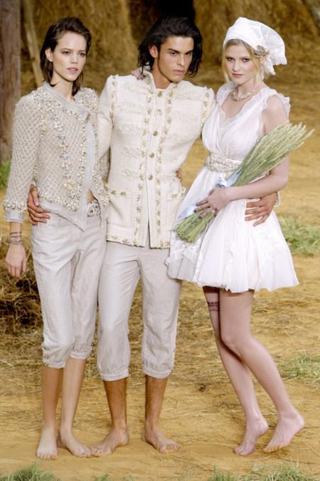 Chanel Primavera-Verano 2010