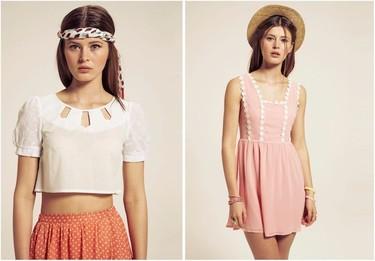 Dahlia Fashion: chicas de Portobello