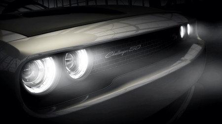 Dodge Challenger 50th Anniversary Commemorative Edition 5