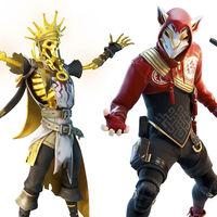 Estas son las skins con las que Fortnite promete despedir la primera temporada de su Capítulo 2