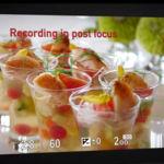 Post Focus de Panasonic: cambia el enfoque después de haber sacado la imagen