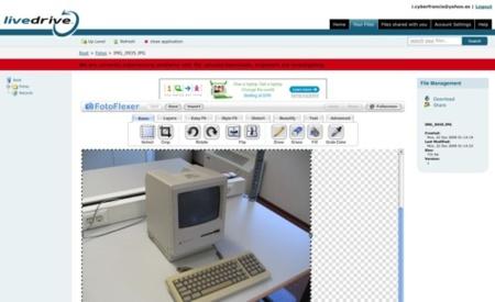 Livedrive, disco duro virtual con almacenamiento ilimitado