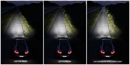 BMW utilizará faros láser en el BMW i8
