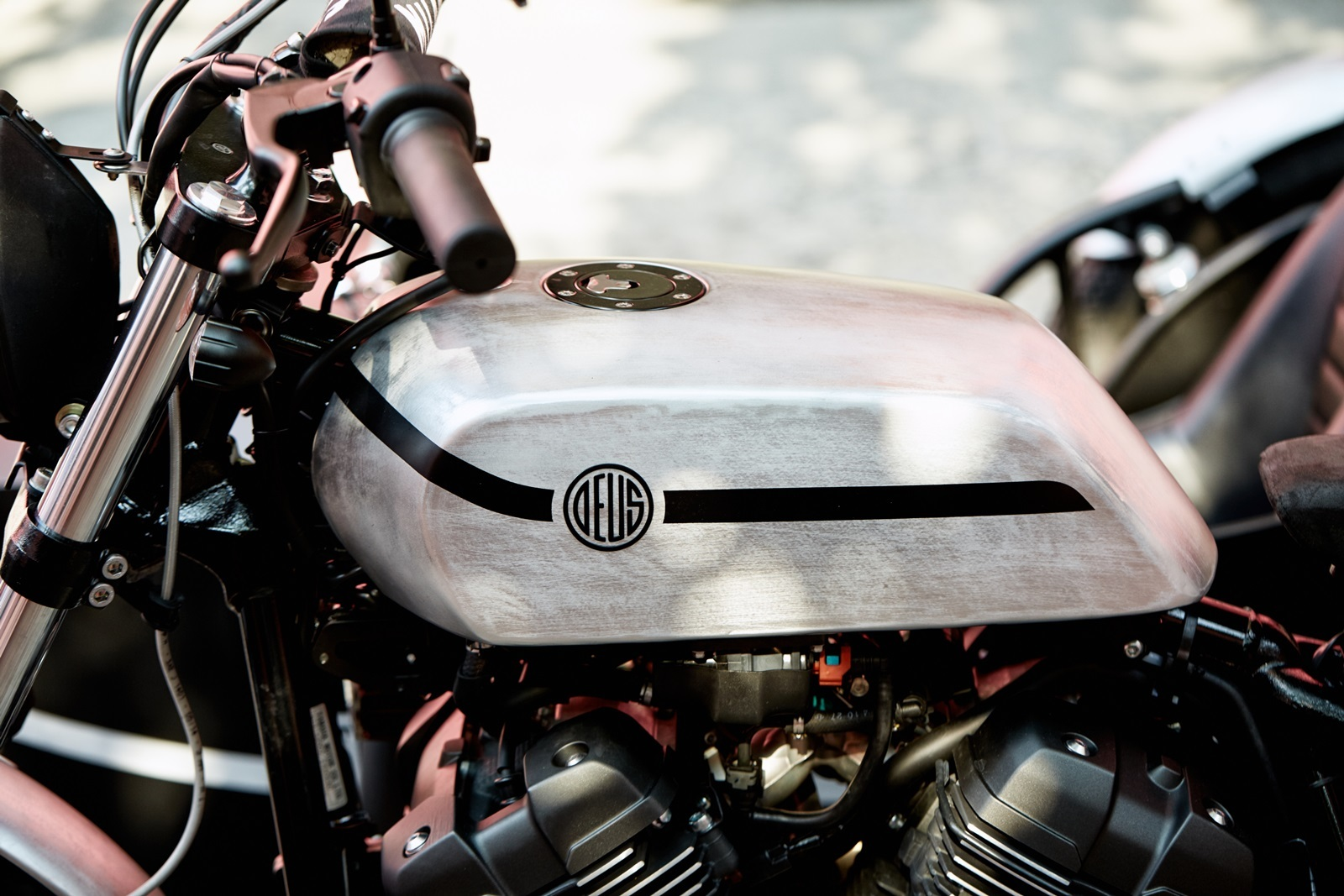 Foto de Yamaha XV950 Yard Build D-side por Deus Ex-Machina Milano (12/42)