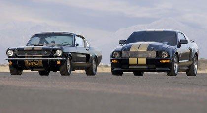 2006 Shelby GT-H, el pony vuelve a estar disponible con Hertz