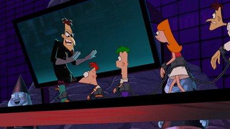 'Phineas y Ferb, la película: A través de la 2ª dimensión' no pierde el ritmo de la serie