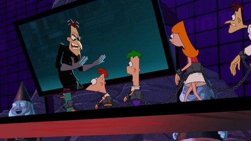 'PhineasyFerb,lapelícula:Atravésdela2ªdimensión'nopierdeelritmodelaserie