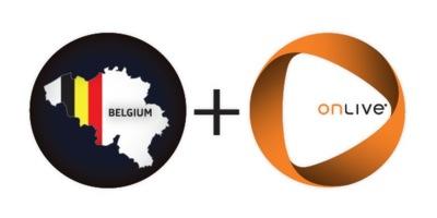 Onlive continúa su expansión por Europa: es el turno de Bélgica